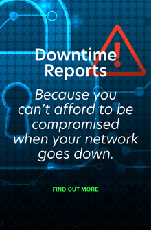 Downtime Reports