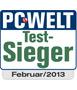 PC Welt Online Testsieger