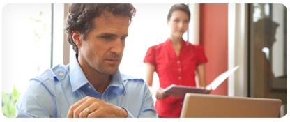Usługi zarządzania drukiem.  Szukasz prostych odpowiedzi dotyczących usług zarządzania drukiem?
