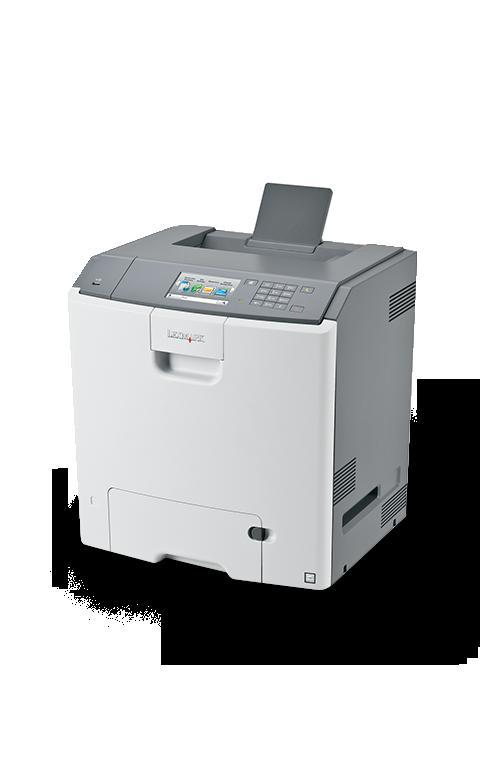 C740 Series Color Laser Printer