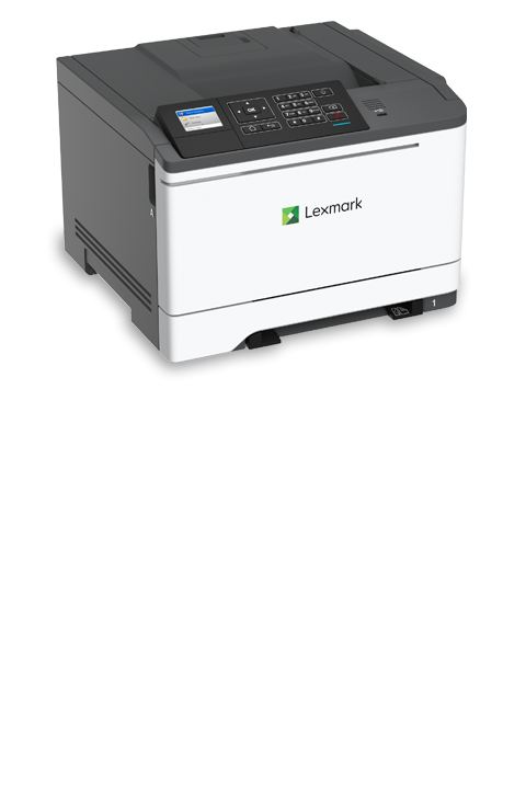CS520 Series Single Function Color Laser Printer | Lexmark