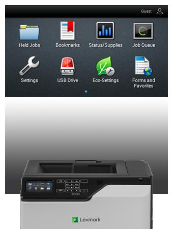 Lexmark 2300 printer