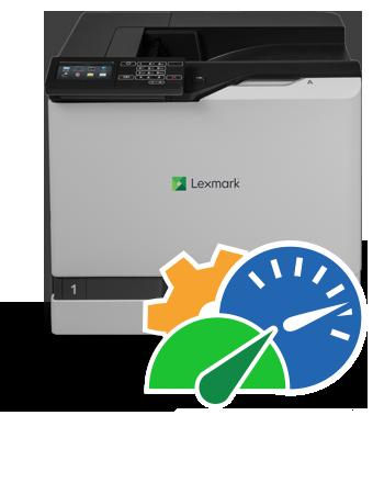 CS820 Series Color Laser Printer