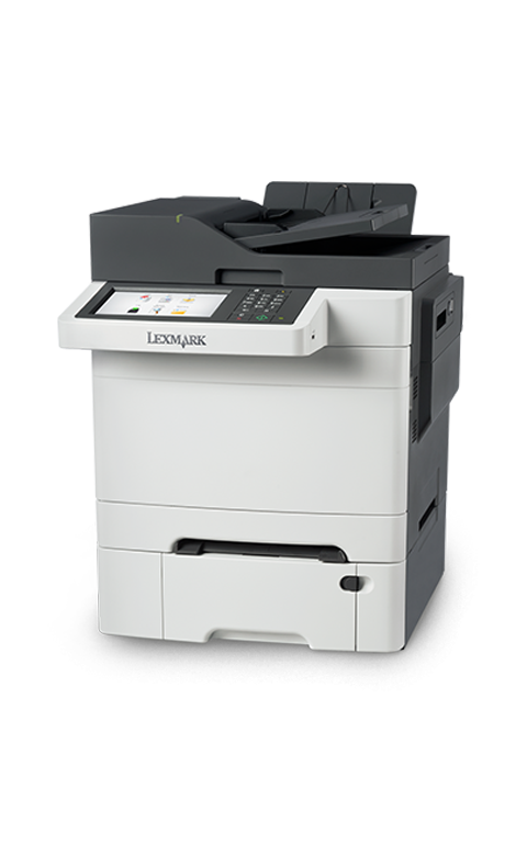 Impresora láser a color multifuncional - Serie CX510 | Lexmark ...