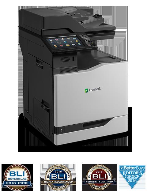 CX860 Series Color Laser MFP