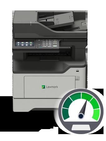mx420 series multifunction monochrome laser printer lexmark rh lexmark com