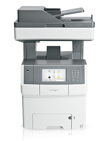 X740 Series Multifunction Color Laser Printer