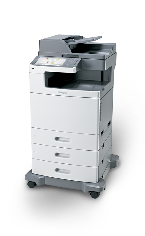 X790 Series Multifunction Color Laser Printer Lexmark