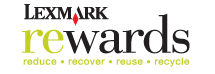 Lexmark Rewards Logo