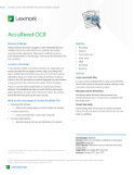 AccuRead OCR