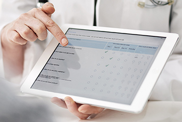 Patient Access Forms solution image