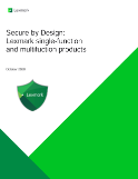 Security Features of Lexmark Multifunction Products and Single-function Printers