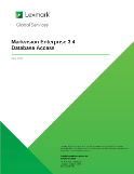 Markvision Enterprise Database White Paper