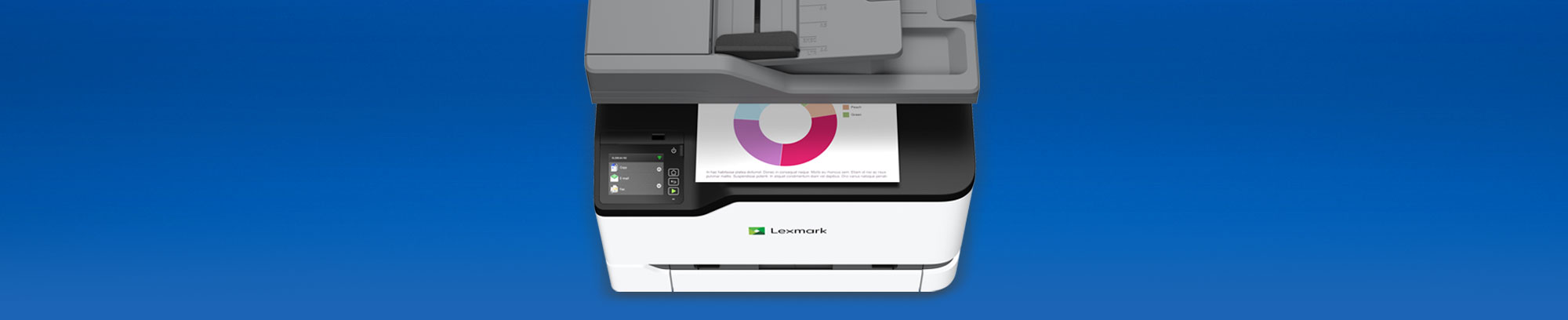 Cool savings on high performance Lexmark devices in our GO Line Series