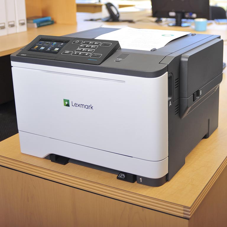 The right printers at the right prices promotion for January 2021