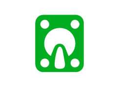 Secure data icon