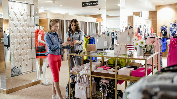 Navigating the digital and physical worlds of retail signage