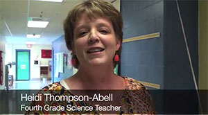 Heidi Thompson-Abell Inspire Award