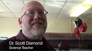 Scott Diamond - Inspire Award