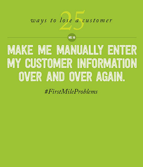 25 Ways to Lose a Customer
