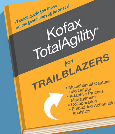 Kofax TotalAgility for Trailblazers