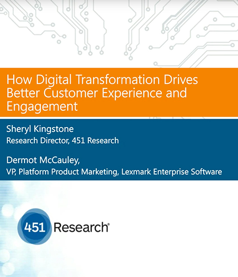 How Digital Transformation Drives Better Customer Experience and Engagement