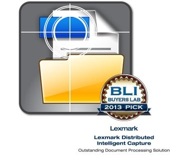 Distributed Intelligent Capture Wins a BLI Pick Award