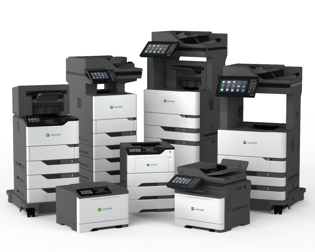 New colour printers with the BLI buyers lab 2015 pick badge