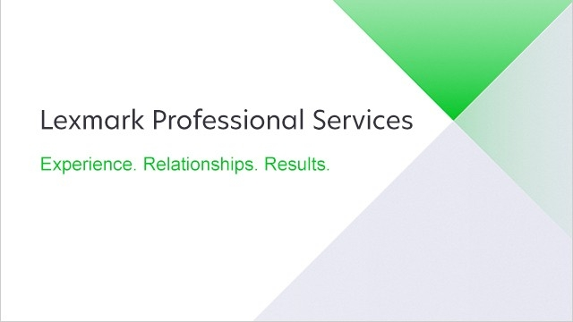 Professional Services customer testimonials