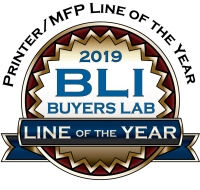 Lexmark is recognized from BLI on Line of the Year