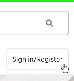 Select Sign in/Register button