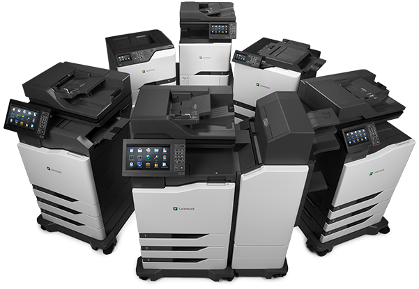 Lexmark door BLI onderscheiden als 2017 Color Printer/MFP Line of the Year