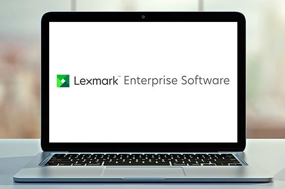 Lexmark Enterprise Software Laptop